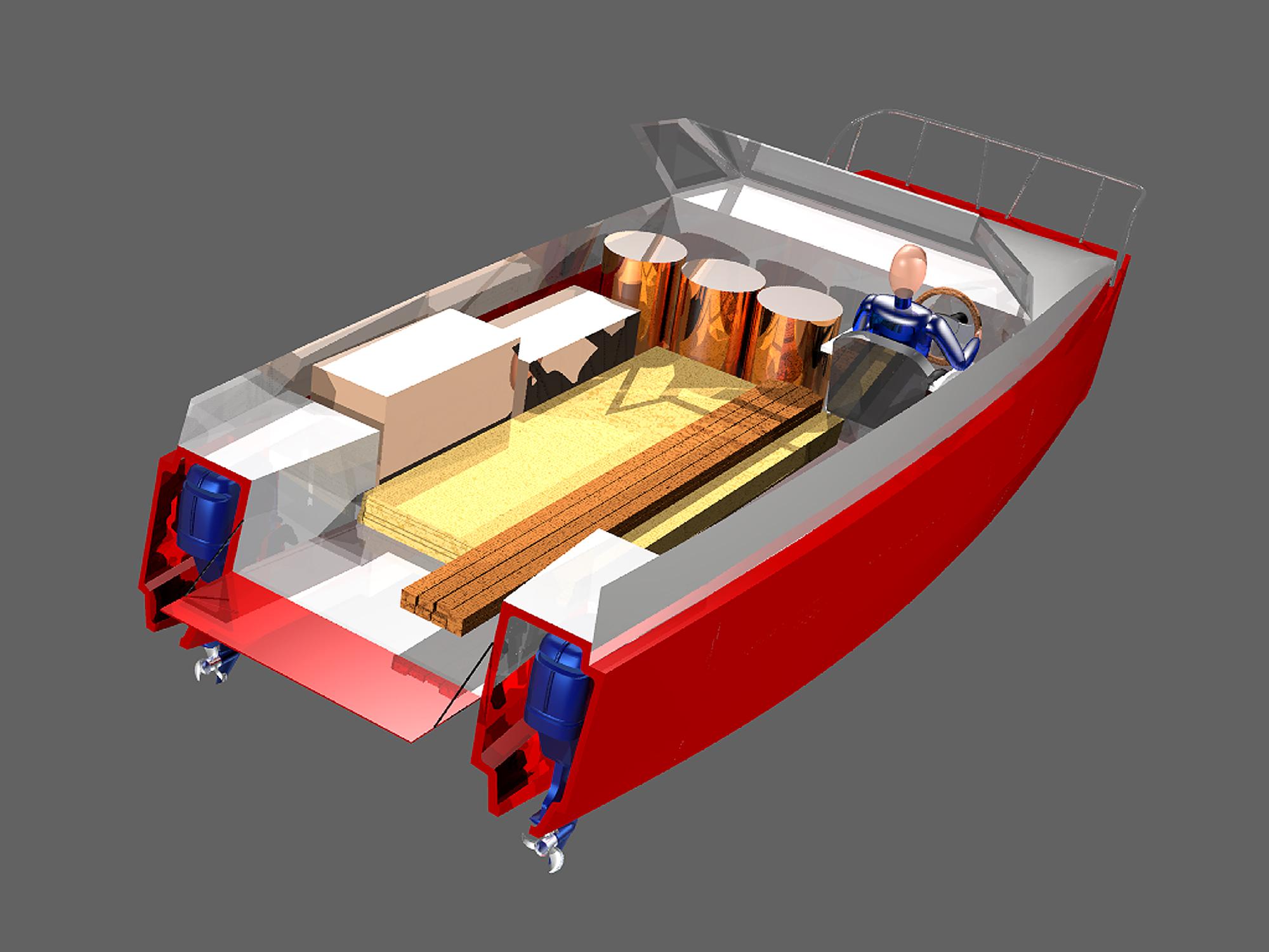 plywood boats | Lunada Design