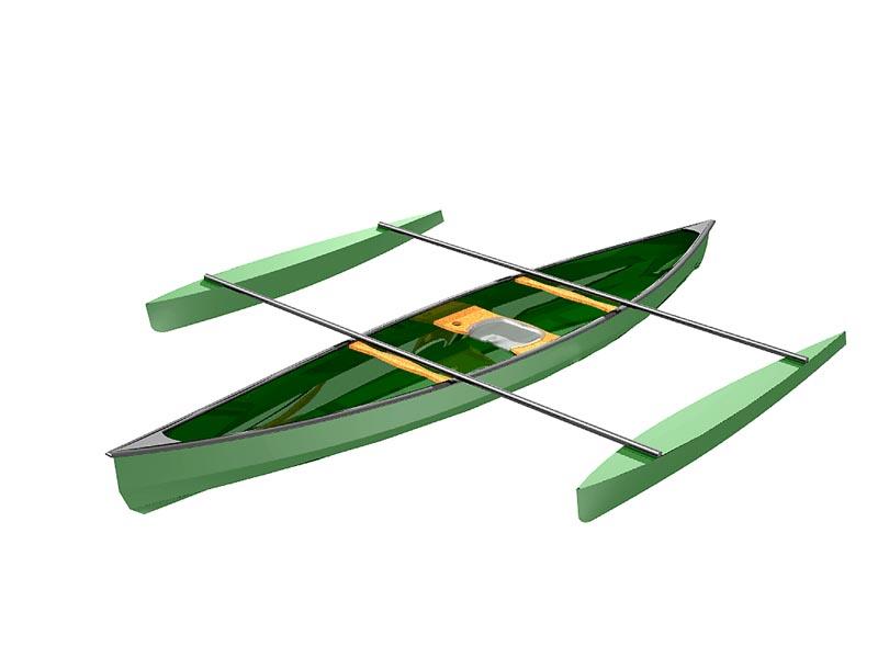 Stitch and Glue Boat Designs | Lunada Design