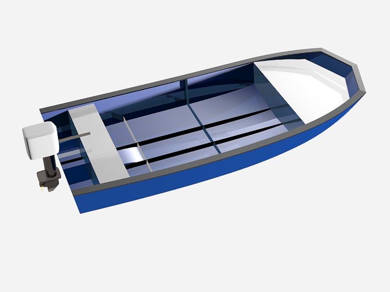 stitch and glue boats | Lunada Design