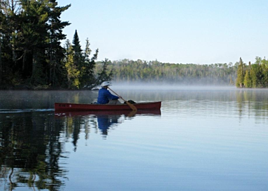 Solo Expedition Canoes   Lunada Design