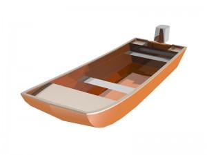 Swamper 15 bow obl w
