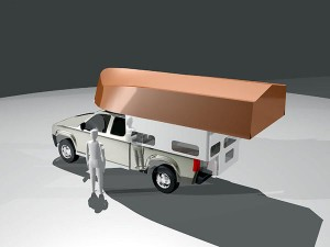 Camp-Boat-on-Truck