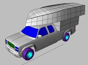 Truck-and-Camper